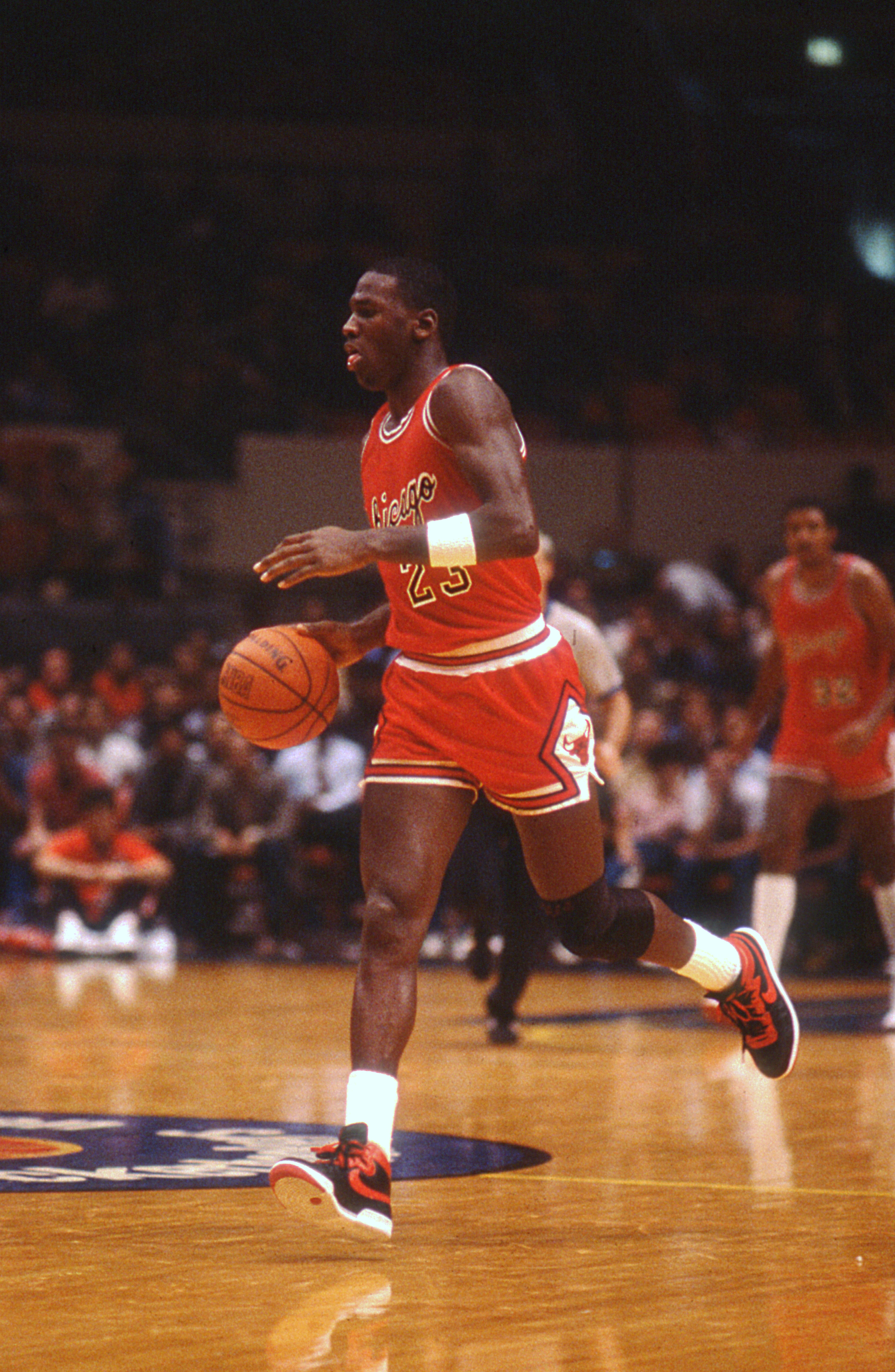 NBA tried to ban the Air Jordans when