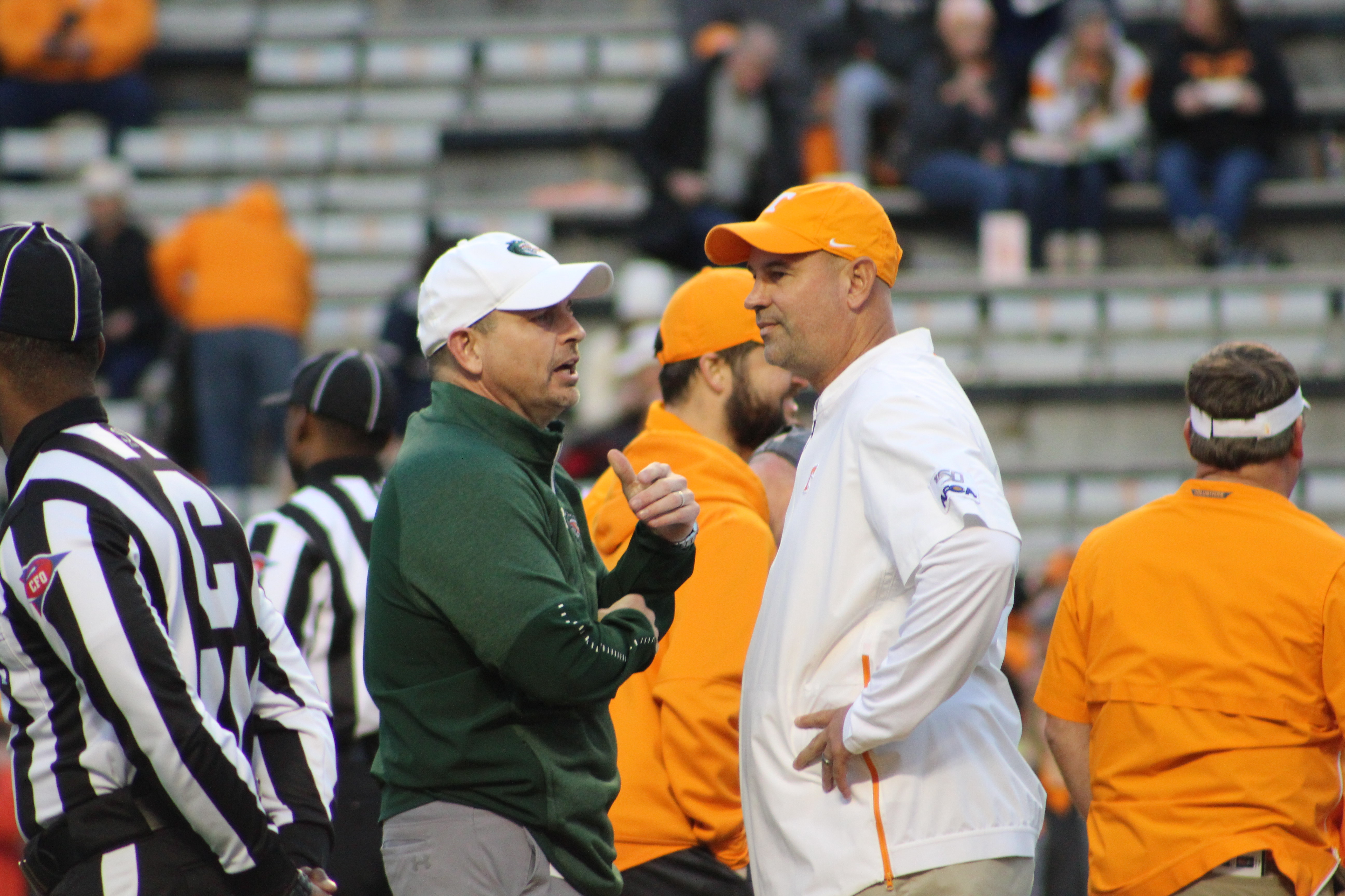 A look inside Tennessee's latest recruiting pipeline with ...