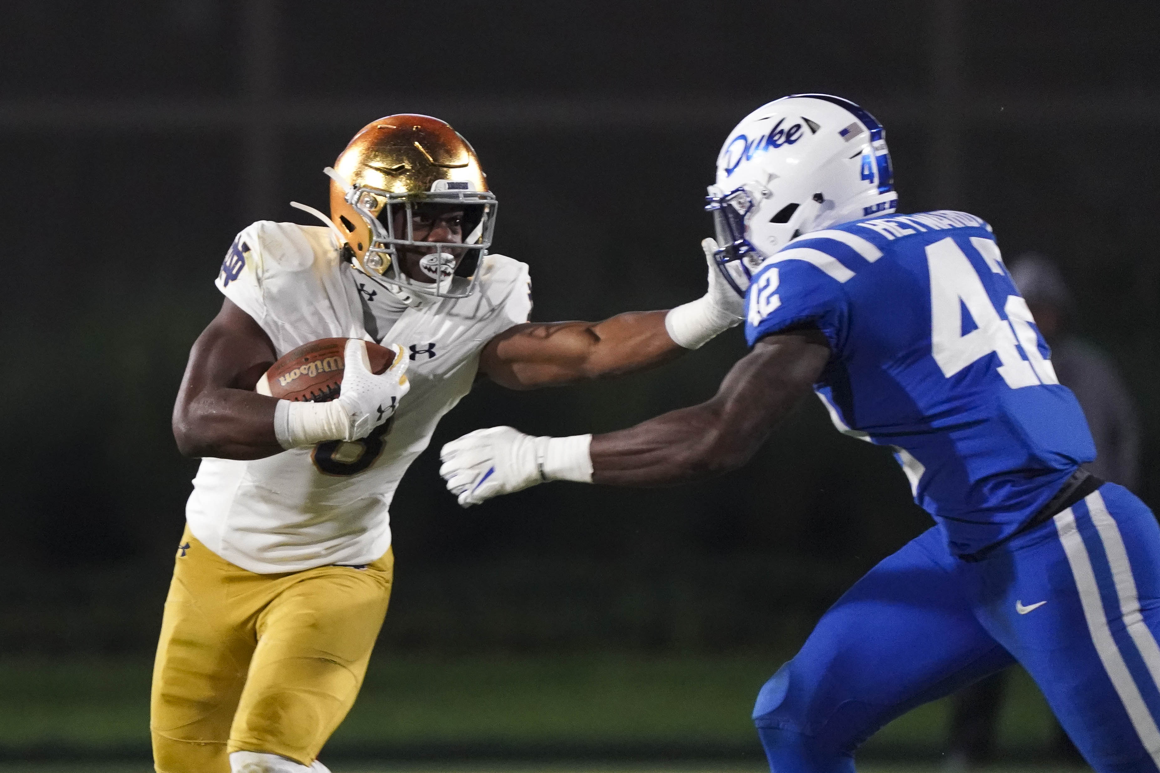Notre Dame Player Preview: Jafar Armstrong – Running Back