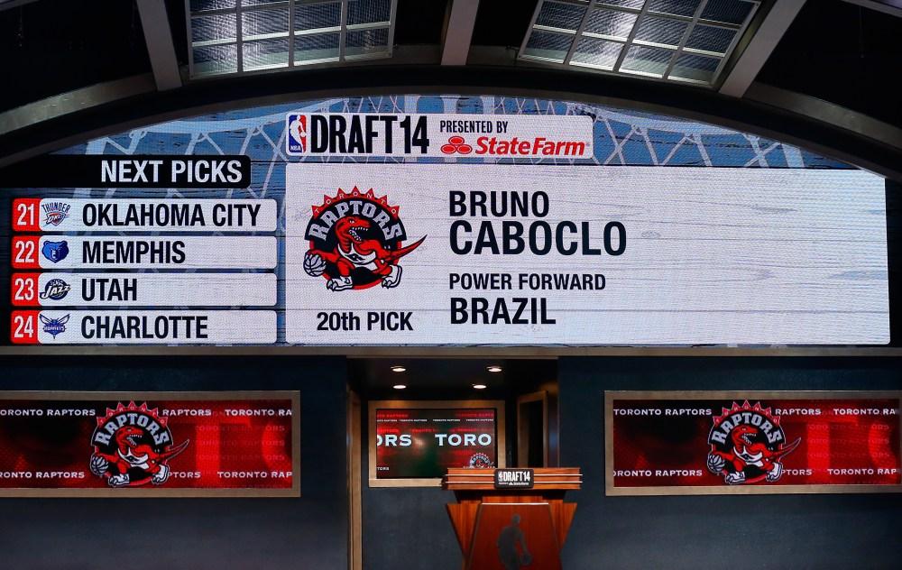 Bruno Caboclo NBA Draft