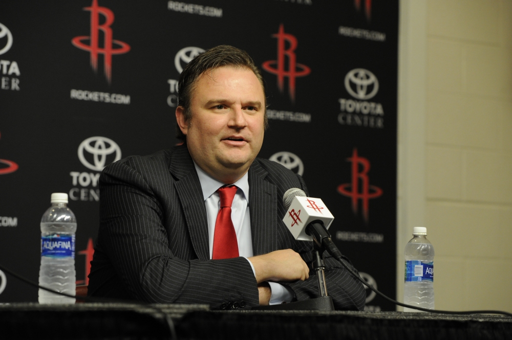 Rockets GM Daryl Morey