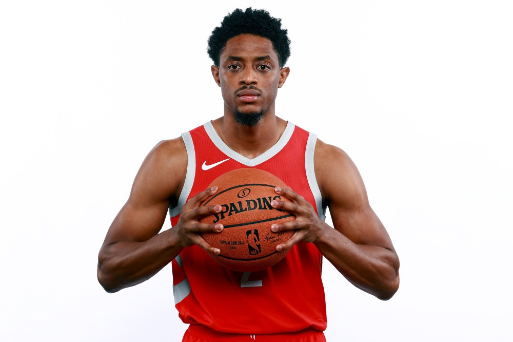 Brandon Knight, Houston Rockets