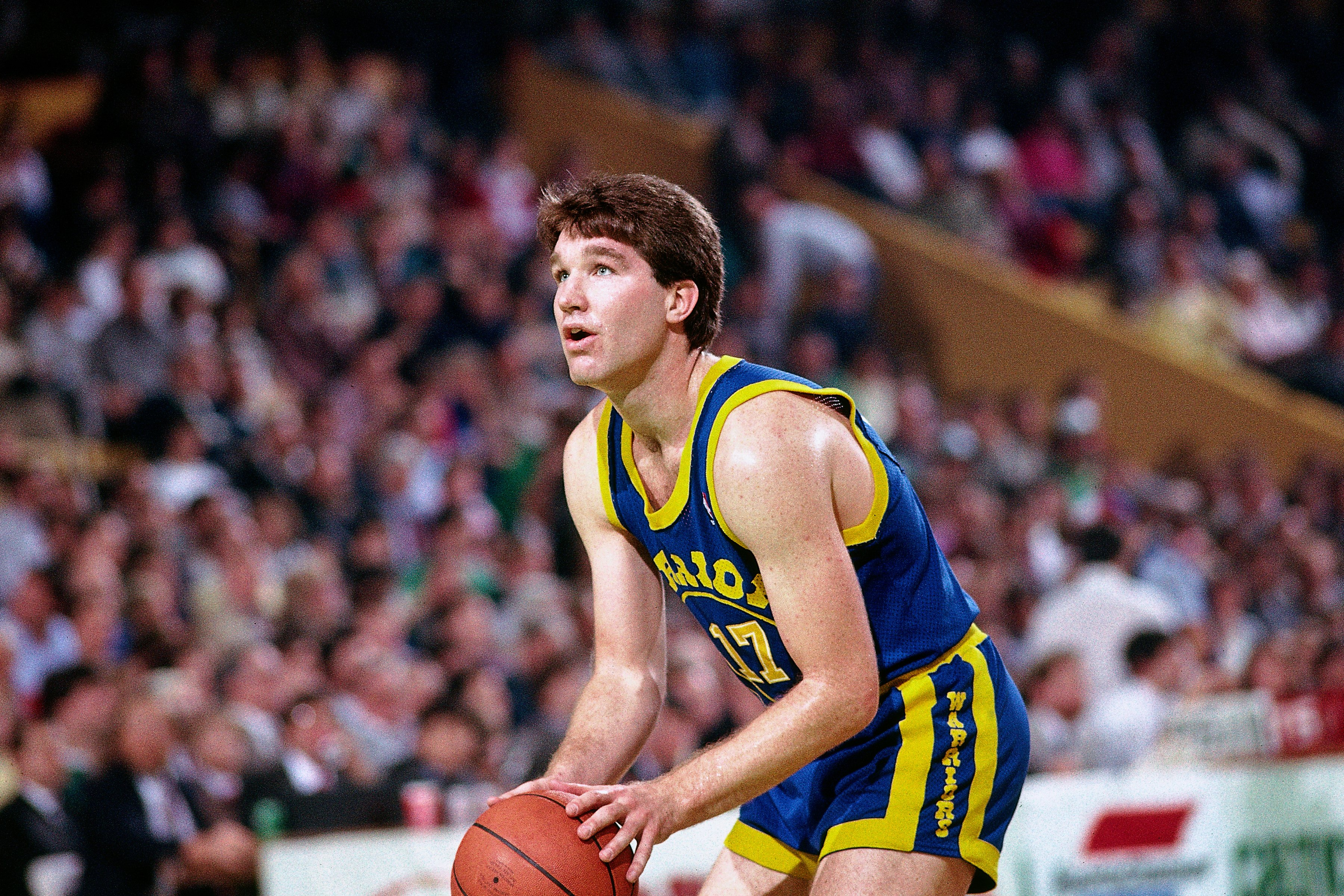 Chris Mullin Golden State Warriors