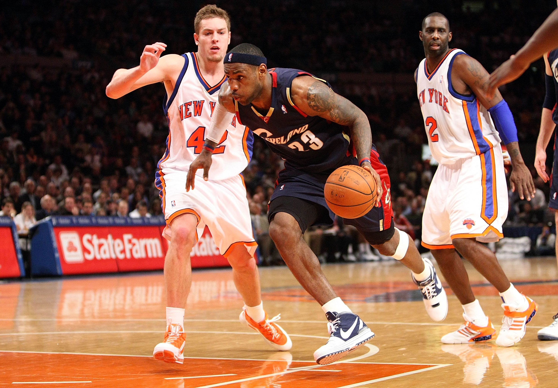 LeBron James 2009