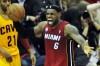 LeBron James Heat 2013