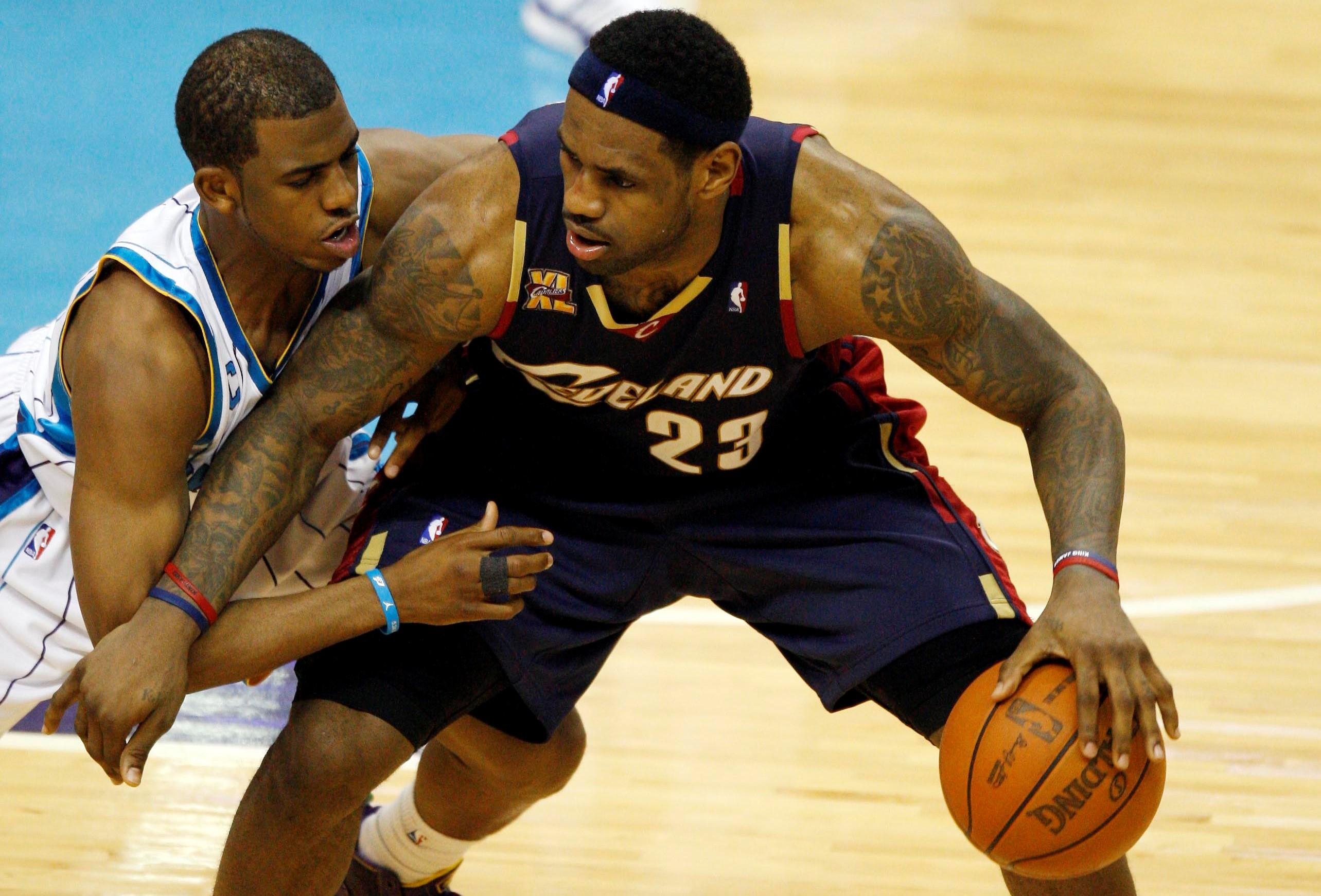 LeBron James 2010