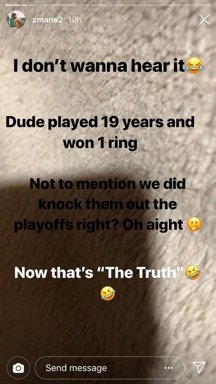 Instagram screenshot/zmane2