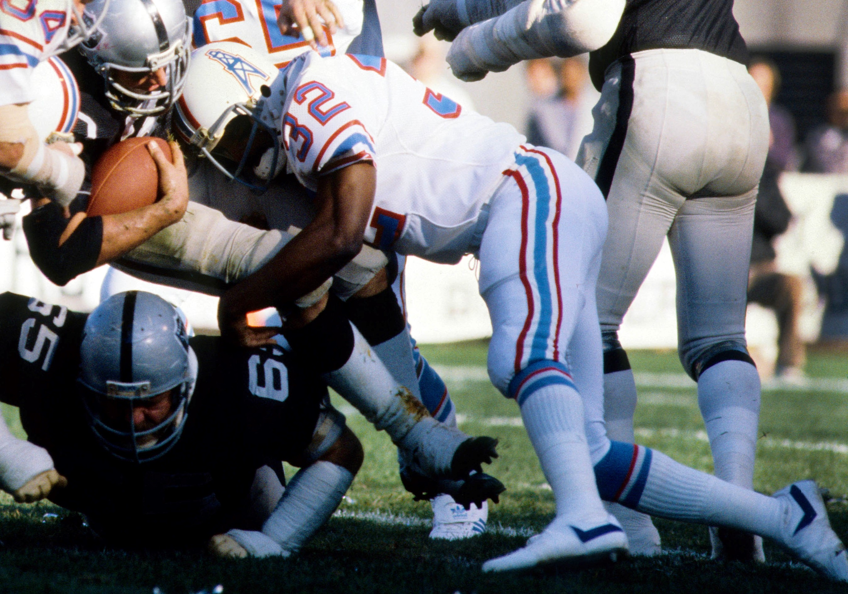 Nfl 100 Best Players In Tennessee Titans Houston Oilers History