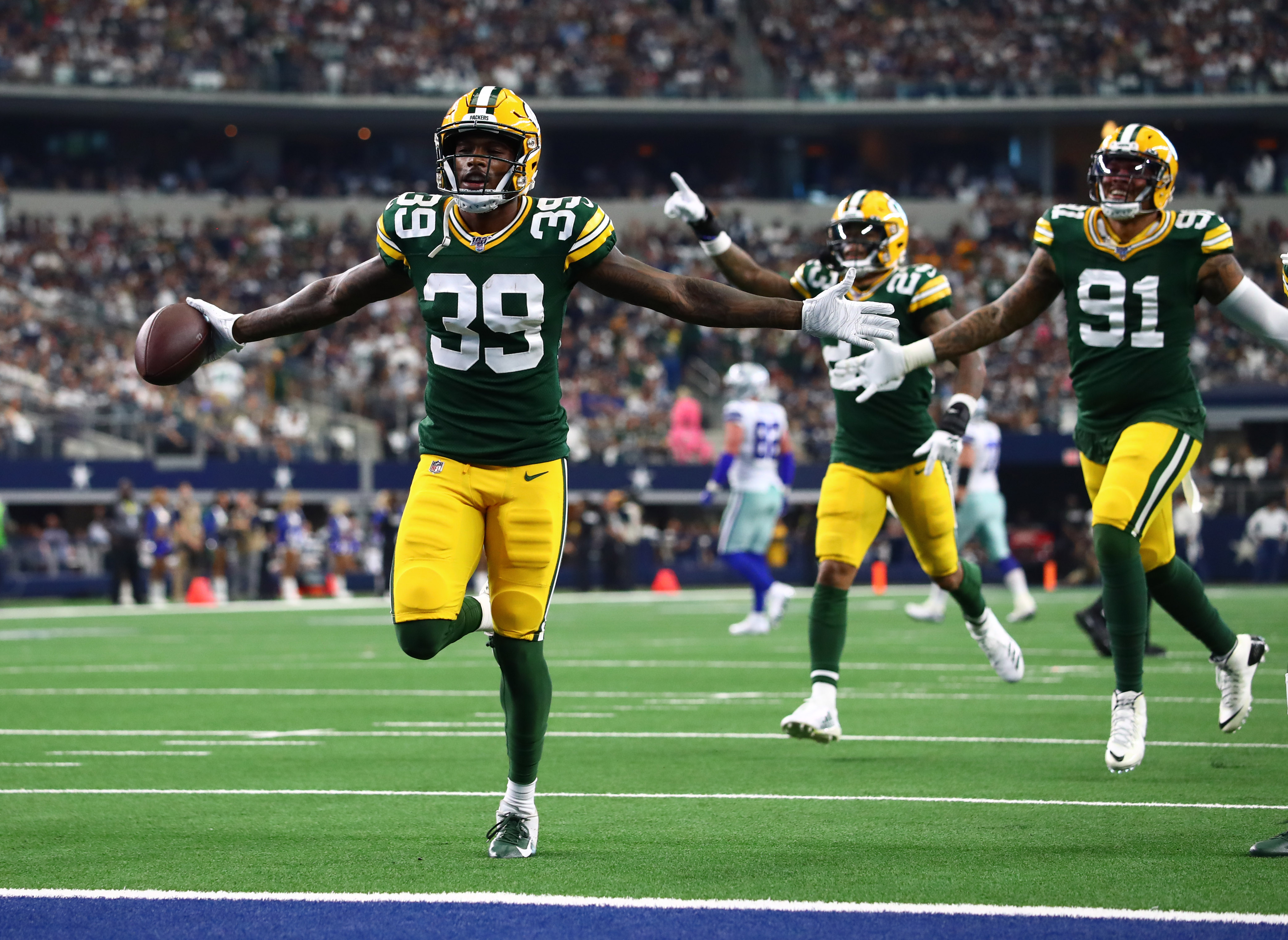 6 Packers In The Spotlight Following The 2020 Draft