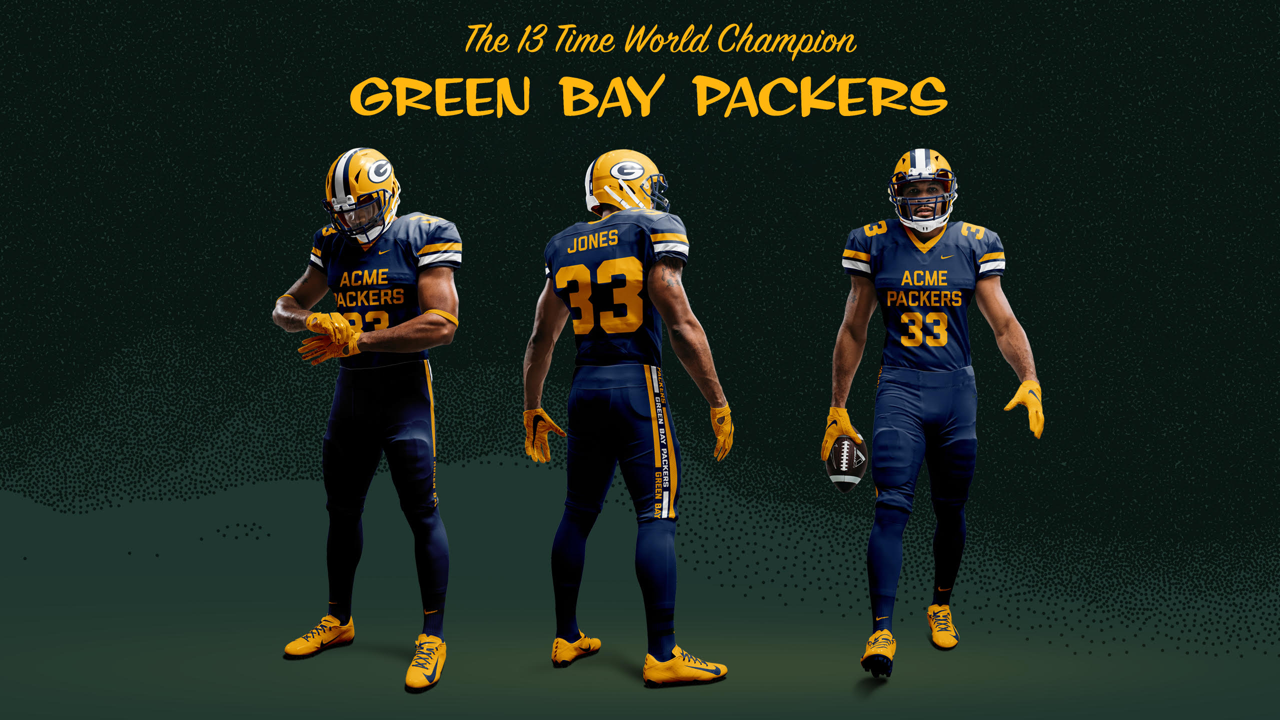 Contest results: Designing Packers' new 2020 alternate uniforms