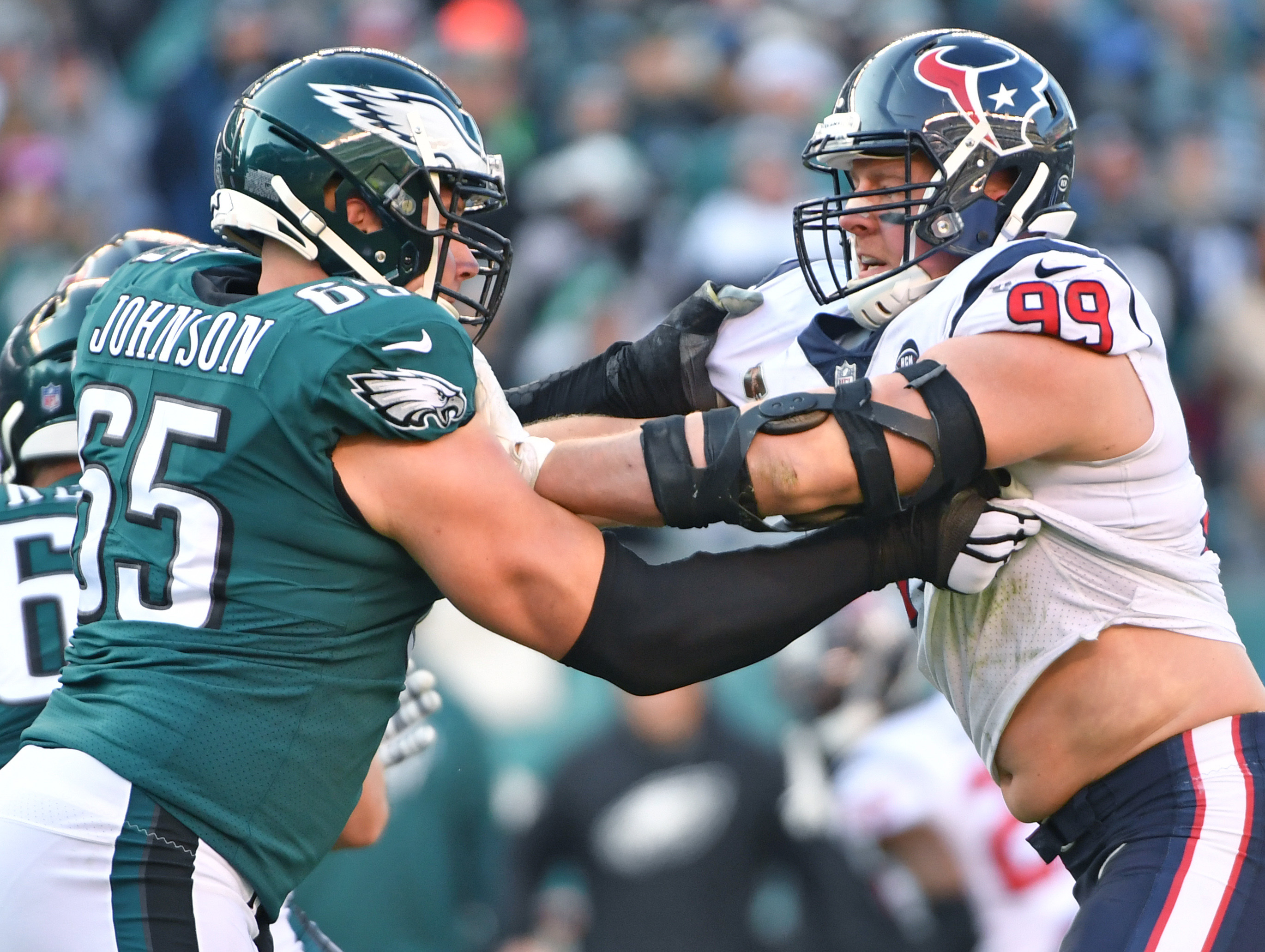 Philadelphia Eagles reportedly lose another offensive