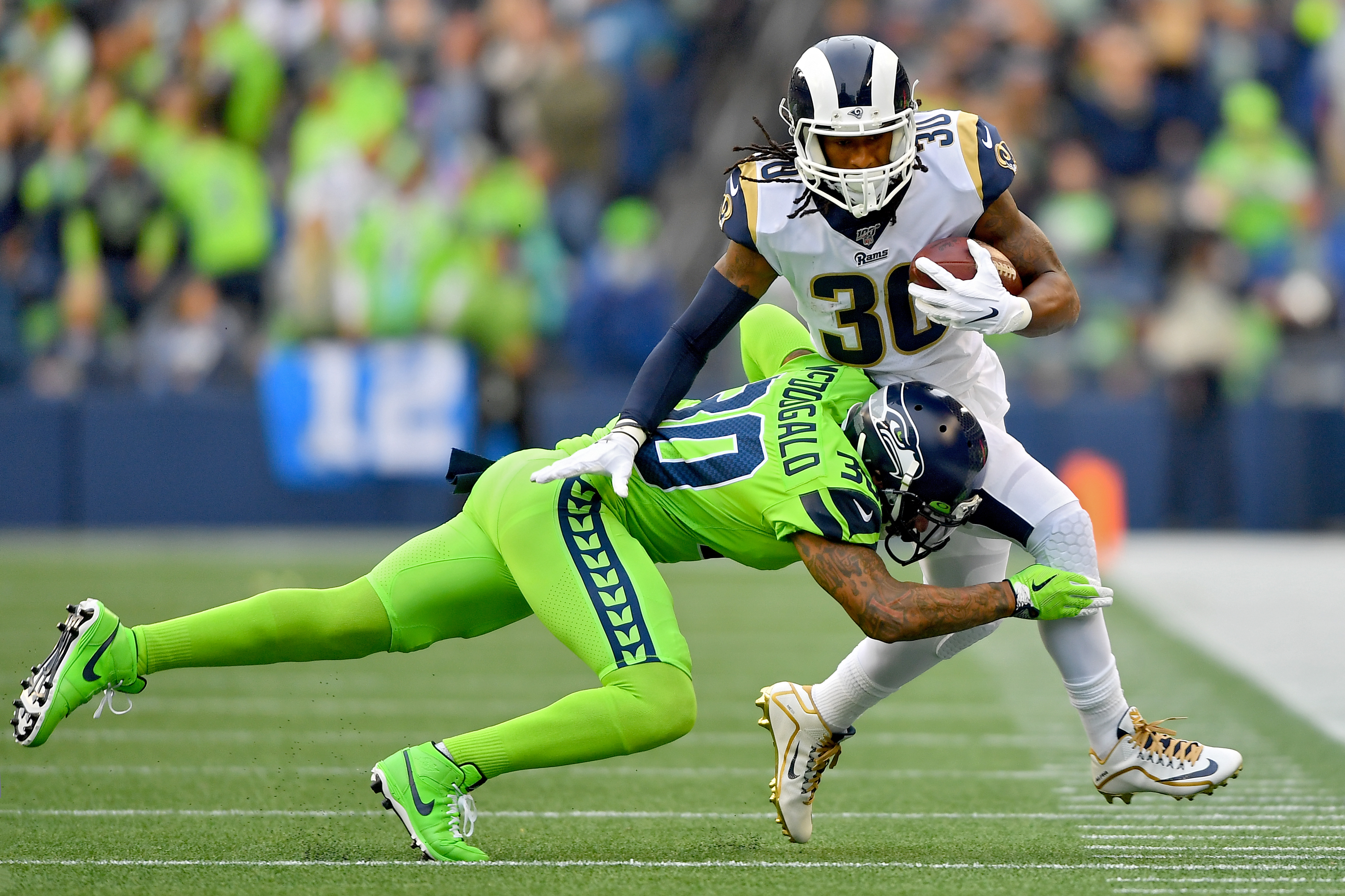 Rams Vs Seahawks 4 Things To Know For Week 14 Matchup