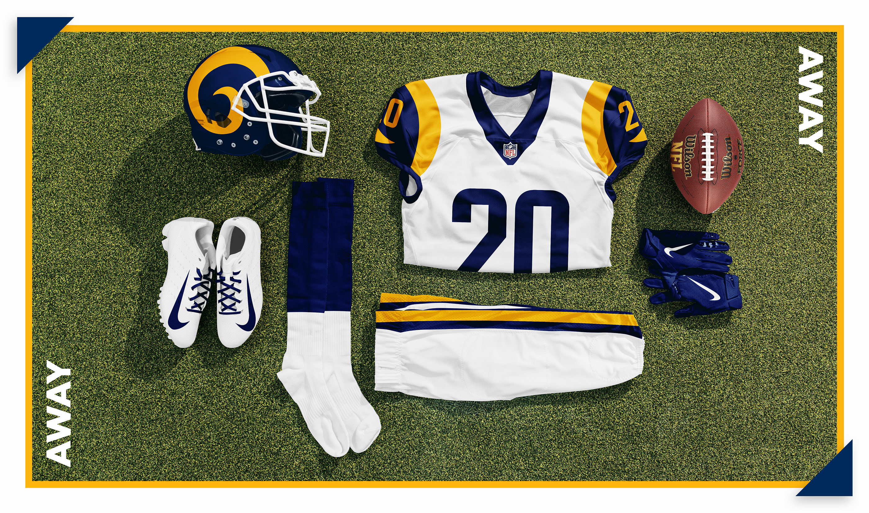 Rams Uniforms This Is The Best Concept Redesign Yet