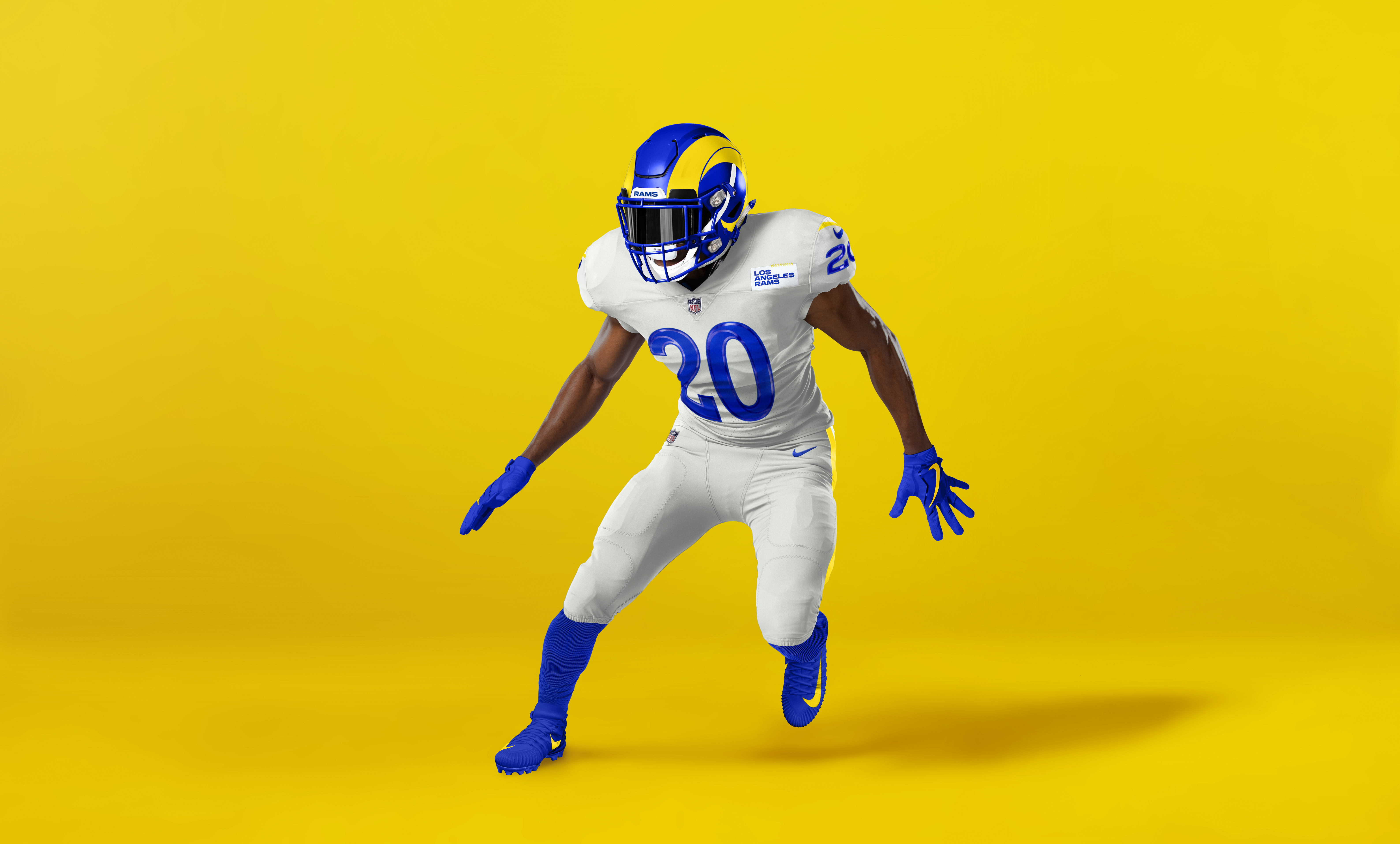 Rams Uniforms What La Got Right And Wrong