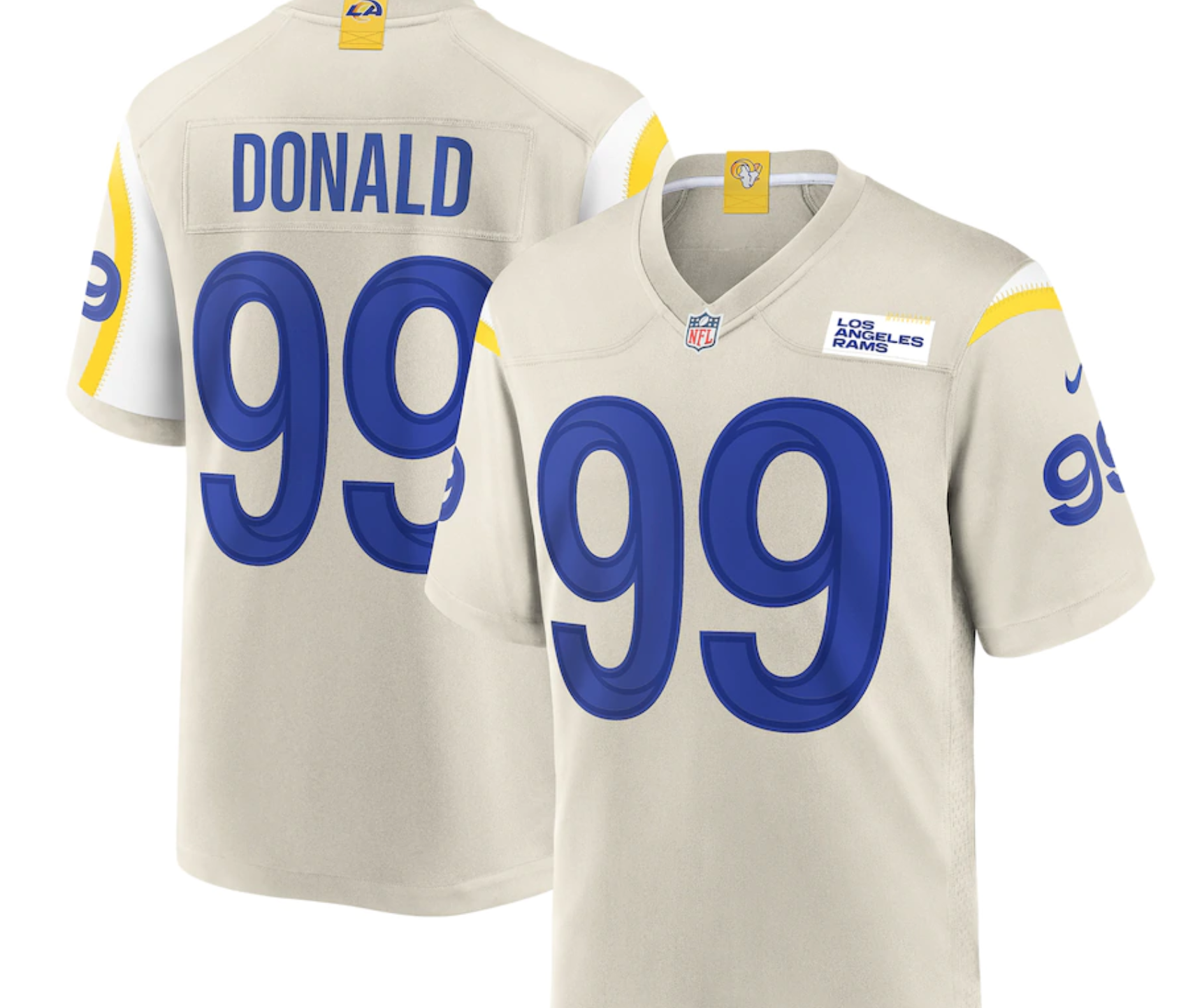 New Los Angeles Rams jersey, LA Rams unveil new uniforms, Where to ...