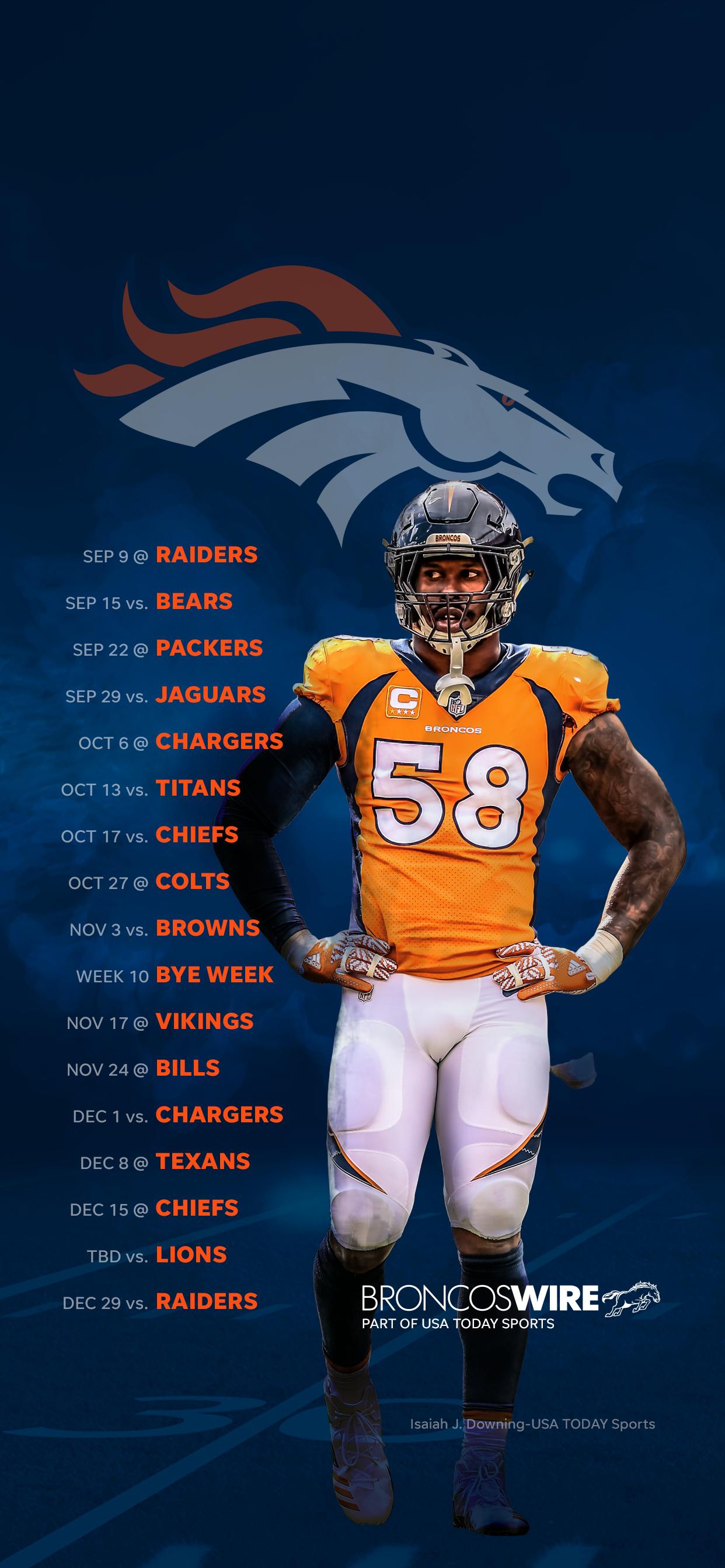 Download Denver Broncos Wallpaper  Pictures