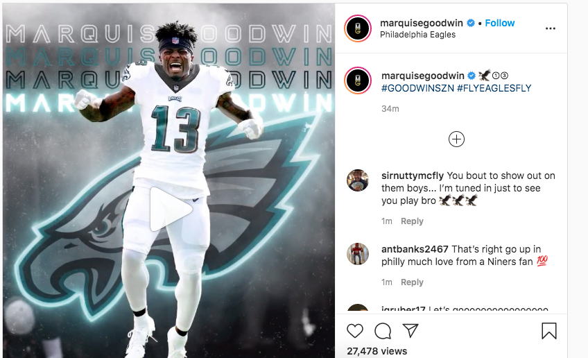 marquise goodwin jersey