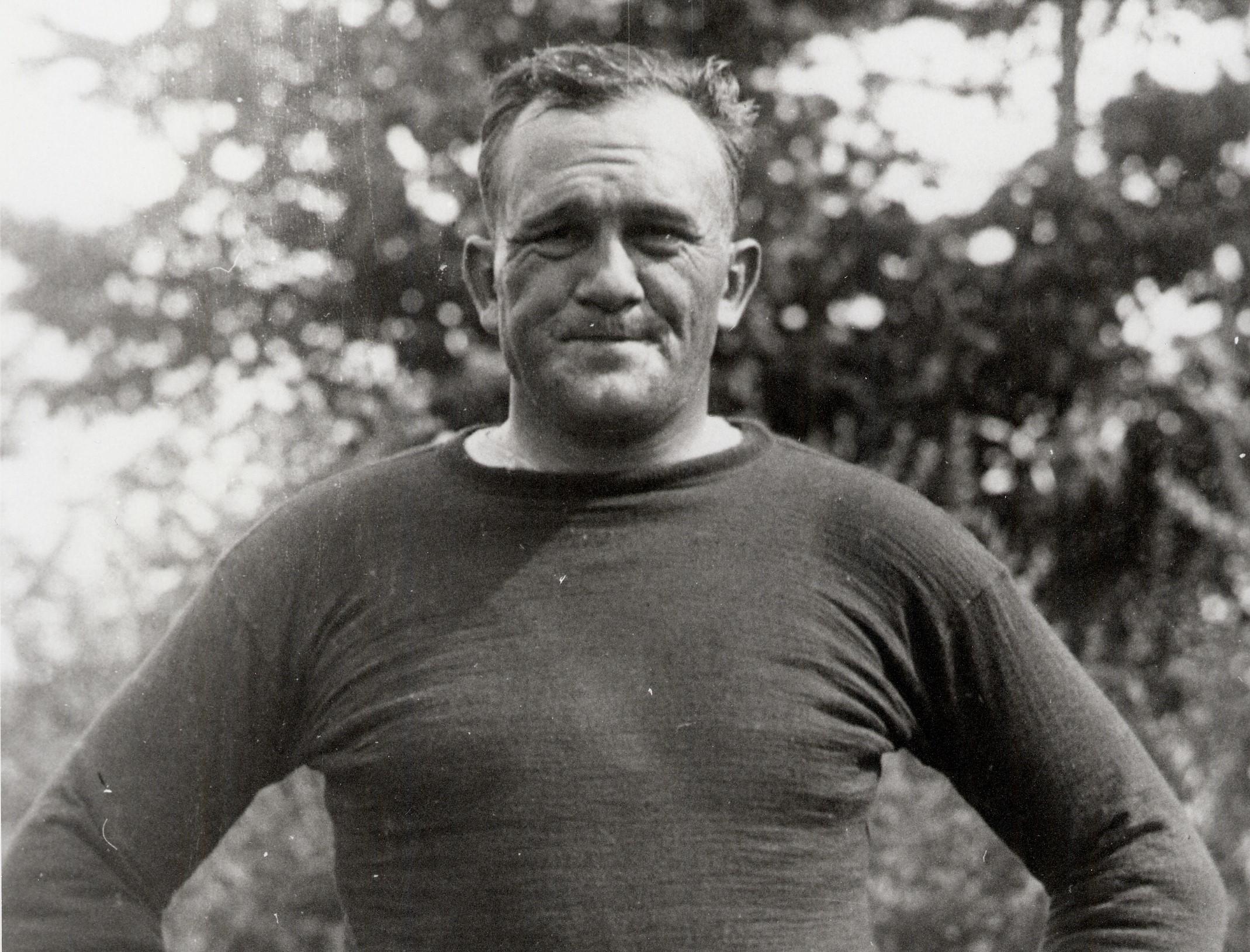 Cal Hubbard Green Bay Packers