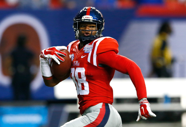 2016 NFL Draft Scouting Report: Mississippi WR Cody Core