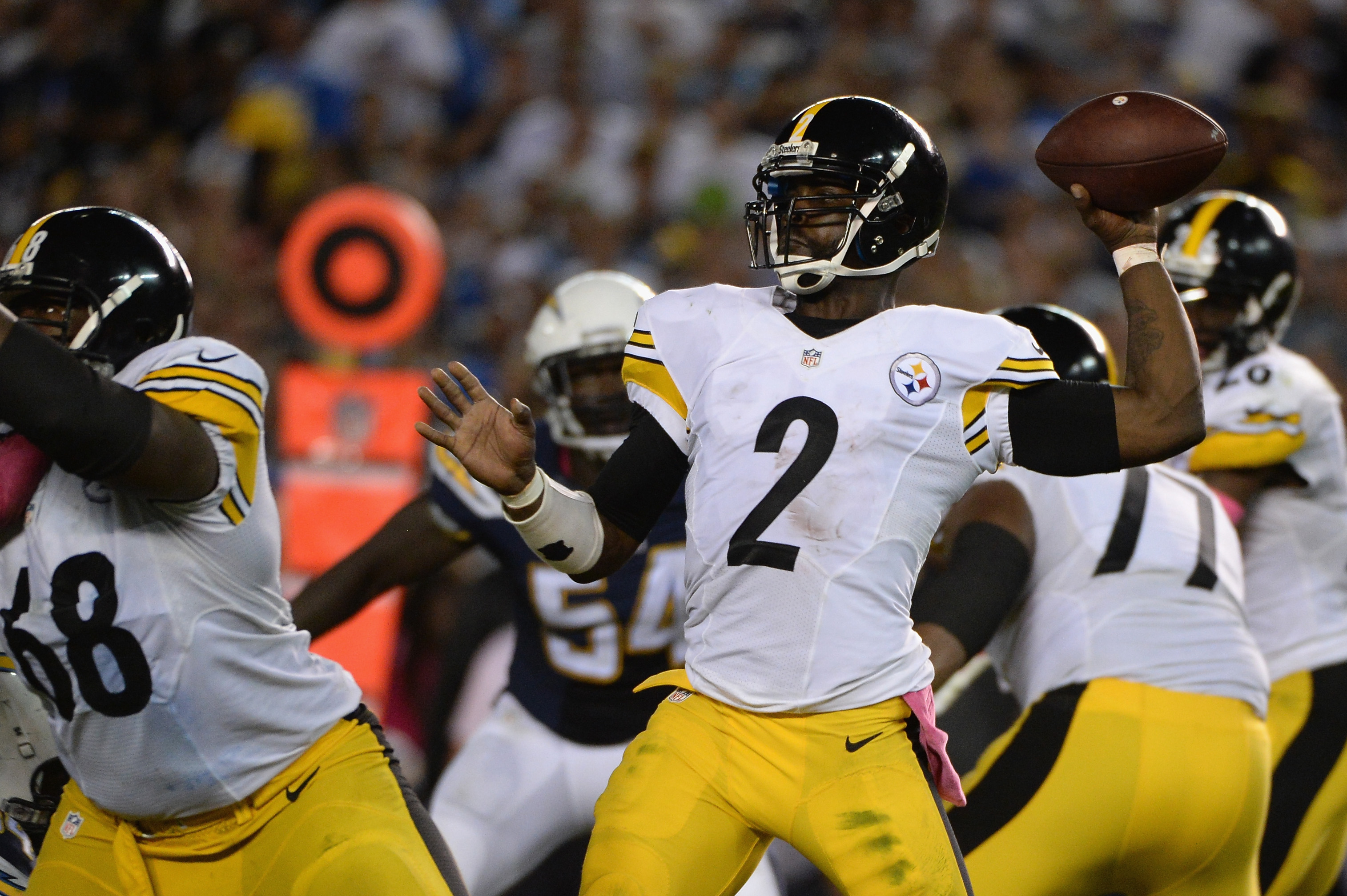 Michael vick steelers chargers betting why are zooxanthellae important to corals betting
