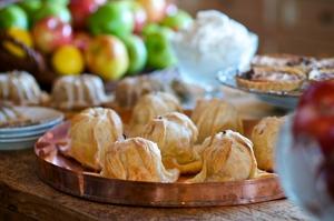 Sweet Apple Dumplings