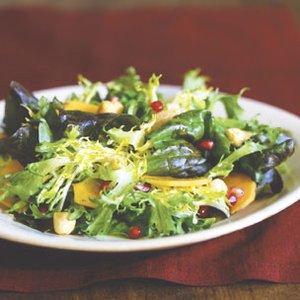 Oakleaf and Frisee Salad