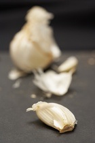 Getting more garlic flavor