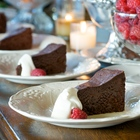 Fabulous Flourless Chocolate Cake