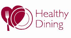 Heathy Dining logo