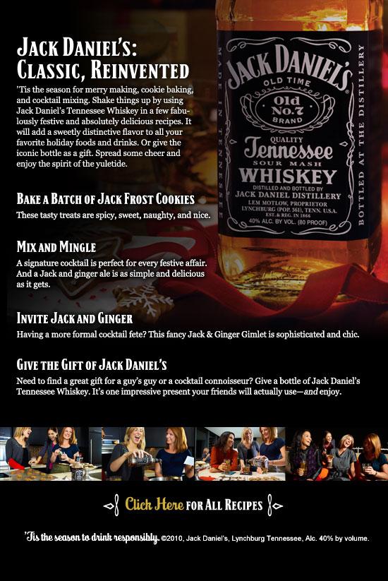 Jack Daniel's: Classic, Revisited