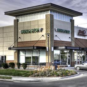 Wingstop store