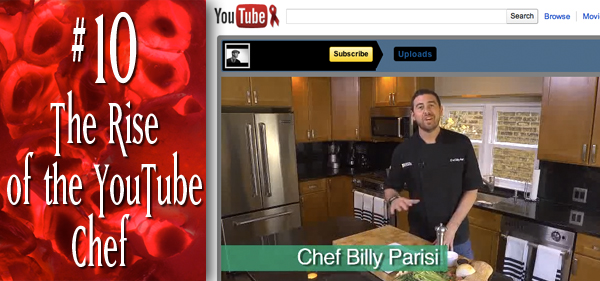 The Rise of the YouTube Chef