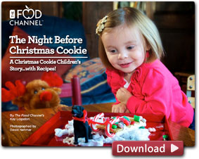 The Night Before Christmas Cook Book