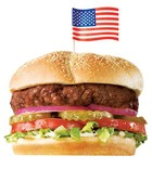 Shoneys burger