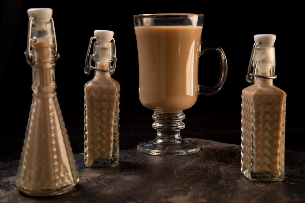 Homemade Irish Cream Liqueur by The Food Channel//Photo by Lance Mellenbruch