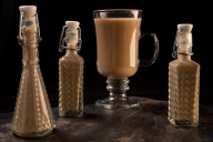 Don't buy storebought this holiday, treat yourself and your friends to a homemade Irish Cream liqueur. It's perfect for coffee, on the rocks or topping a decadent Irish dessert.