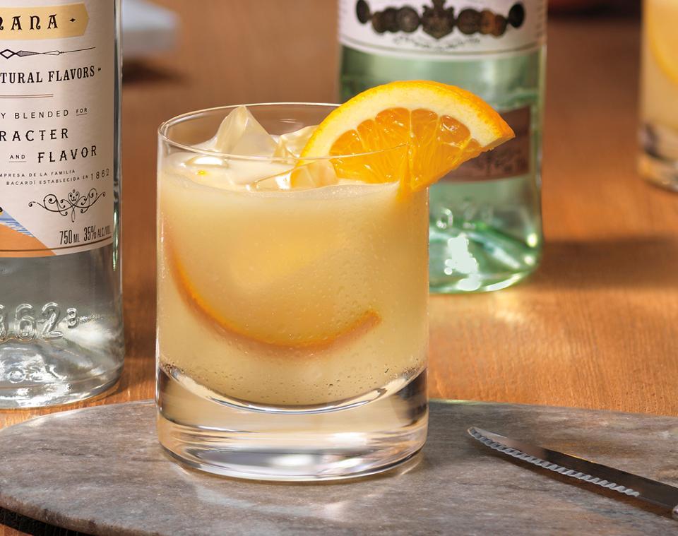 Bacardi Tropical Rum Punch