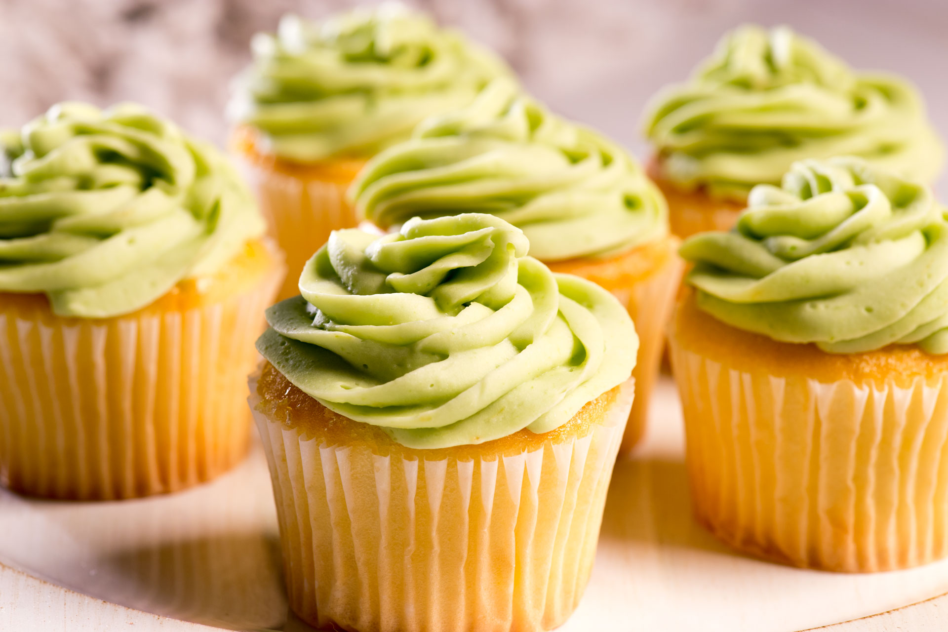 Avocado Buttercream