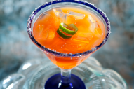 This Blood Orange variation of a classic margarita is refreshing and delicious with a bright red/orange color that sets the party mood instantly.