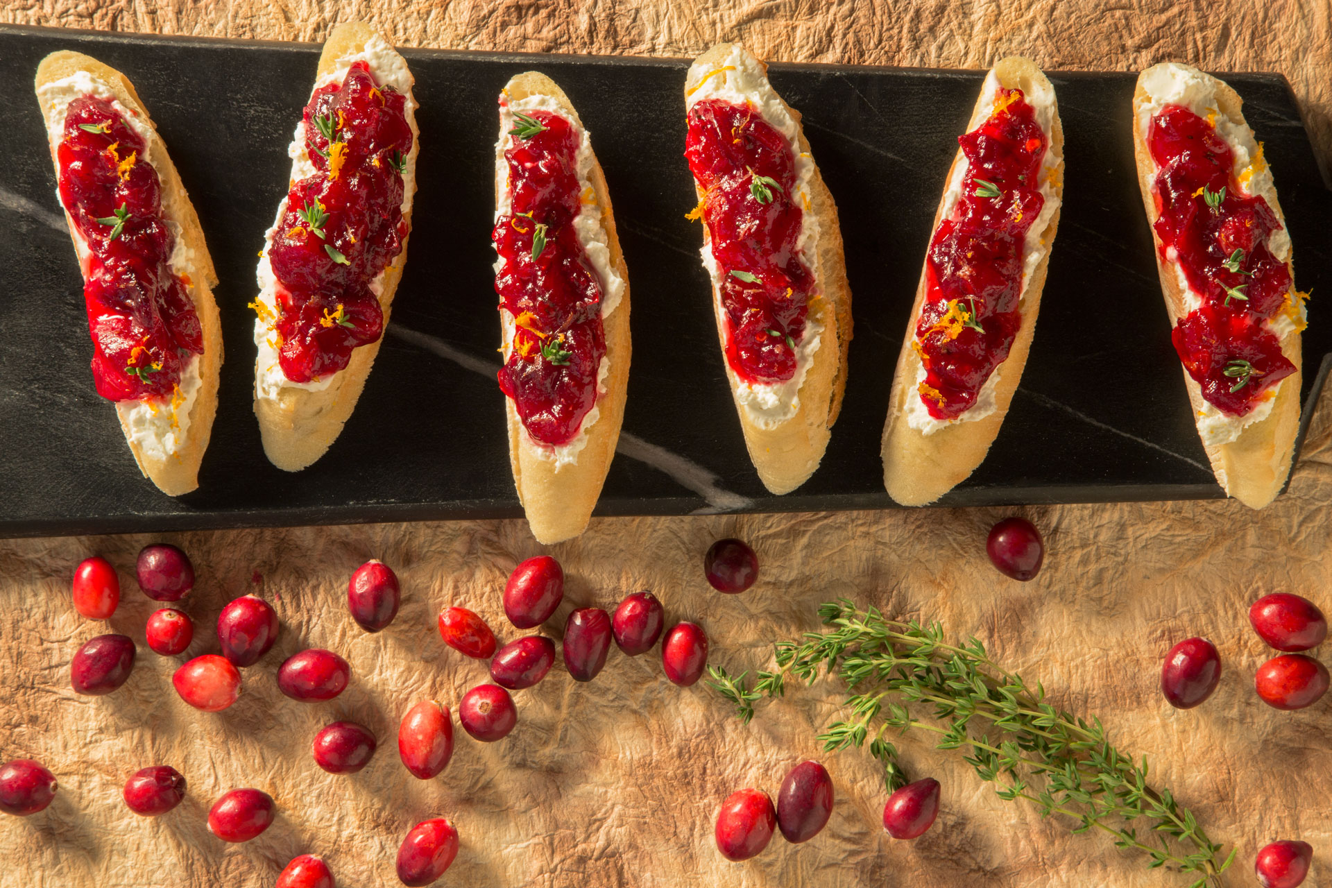 Here's a different way to enjoy the seasonal flavor of fresh cranberries! By the way, zesting is easy–check out ourKitchen Lingo video to learn more.