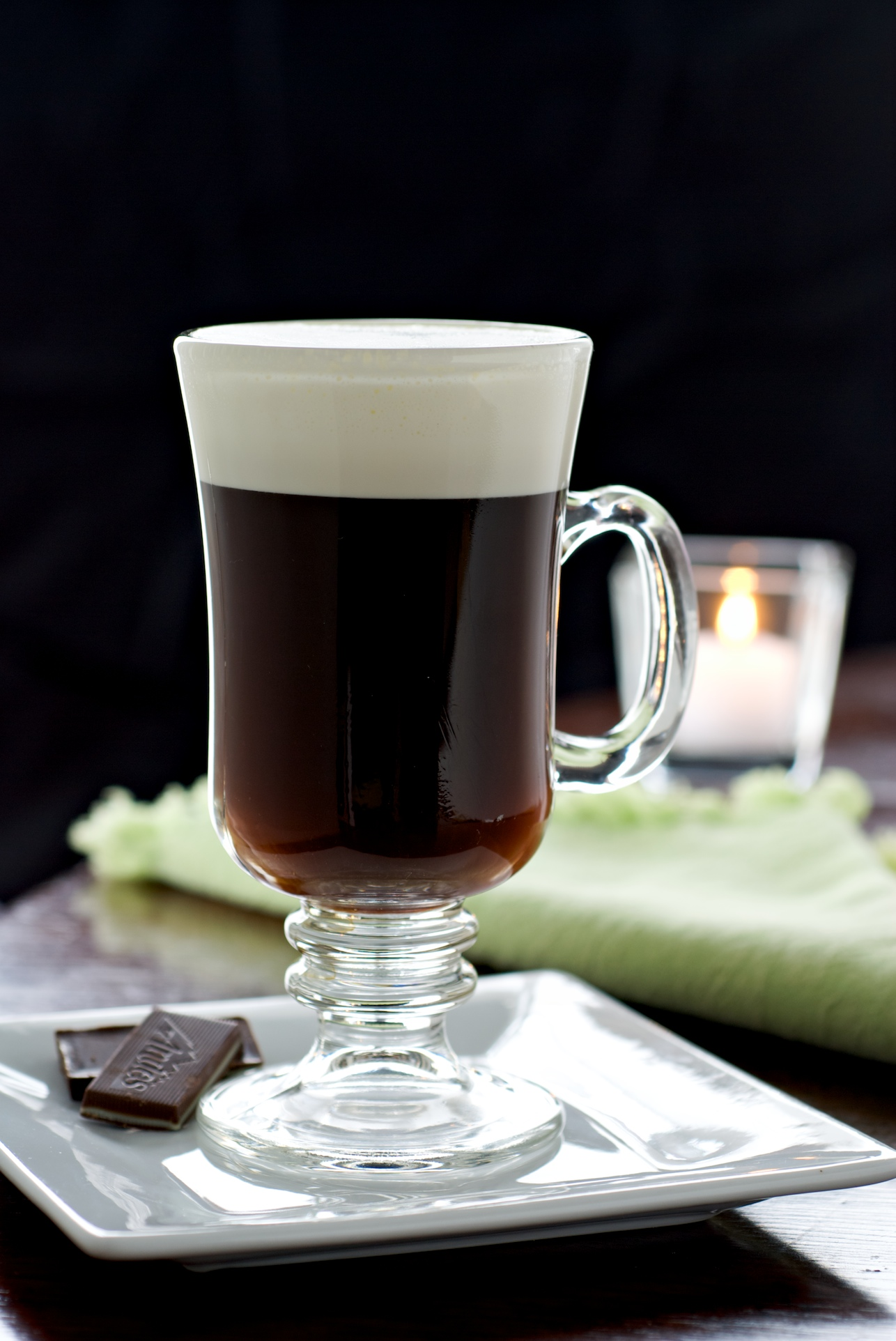 You can't beat the classics, but you can join them. This Classic Irish Coffee is based on the traditional Irish coffee recipe.