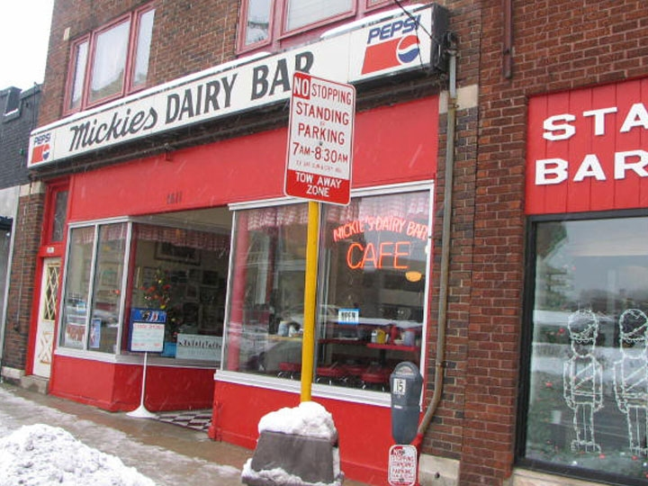 Mickies Dairy Bar