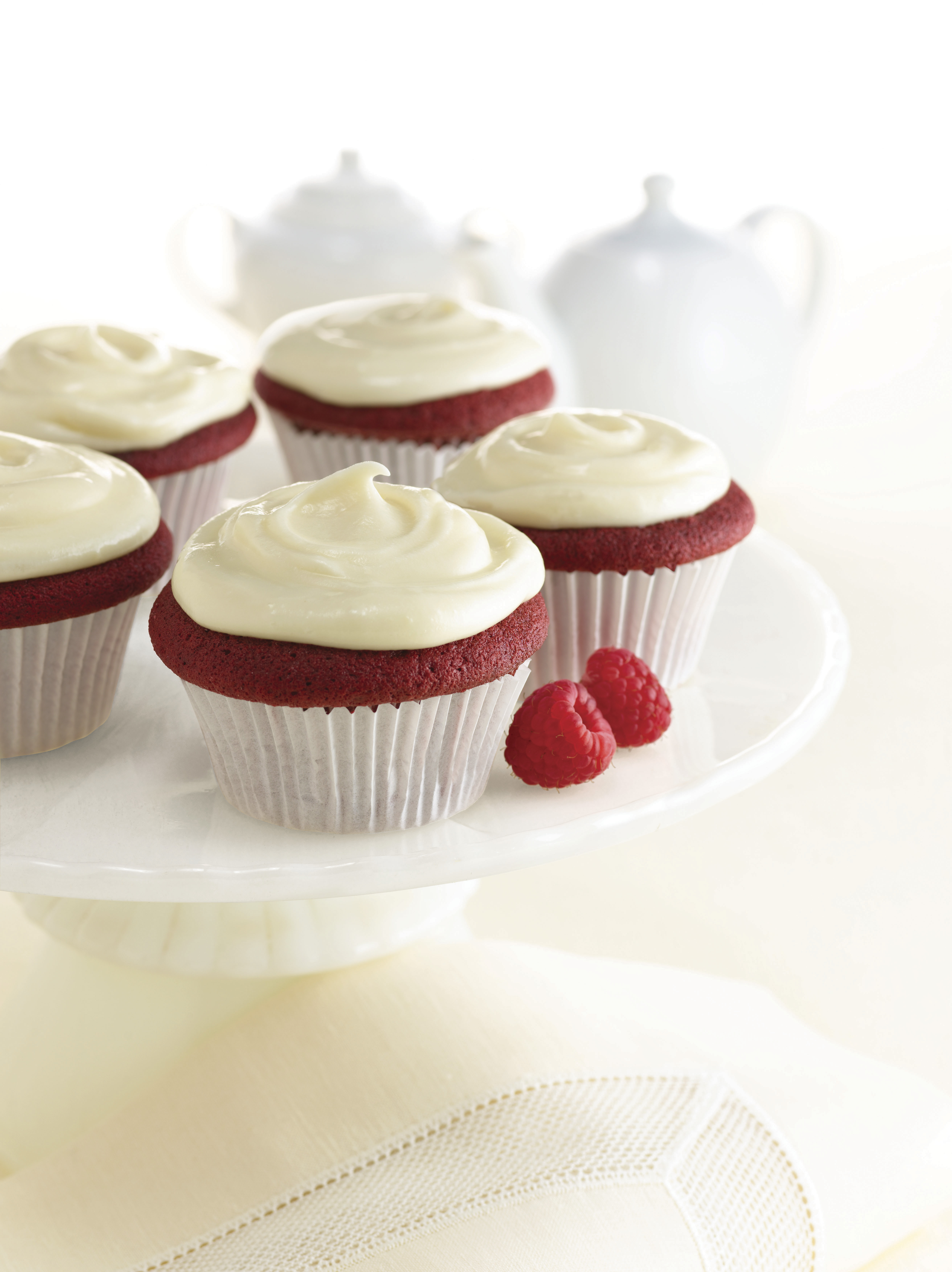 Make this Valentine's Day the most delicious ever, with a recipe perfect for anyone close to your heart: Red Velvet Cupcakes, a mini version of the classic red velvet cake.