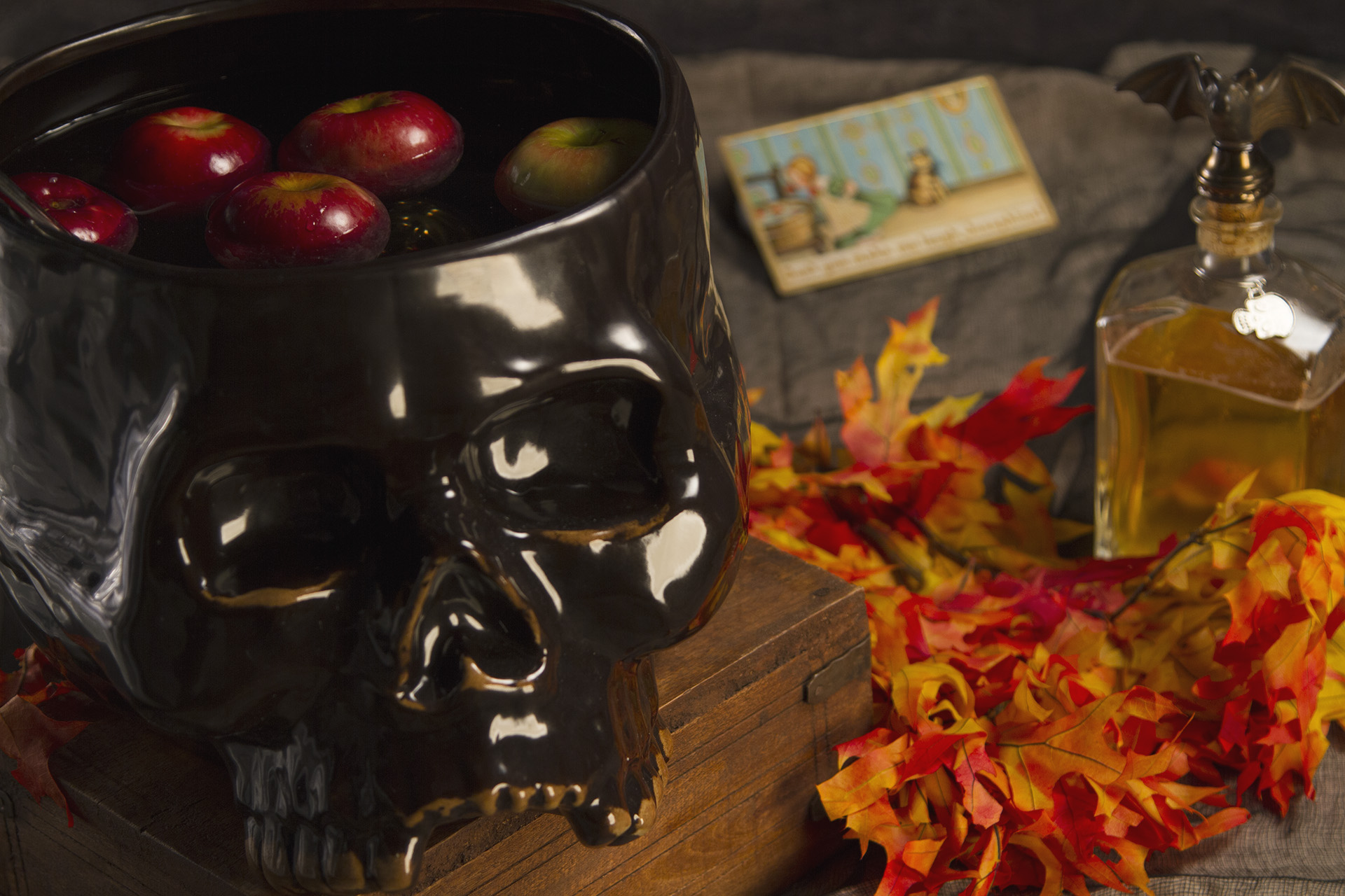 Bourbon for Apples Punch