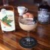 French Toast Flip cocktail by Joseph Magnus