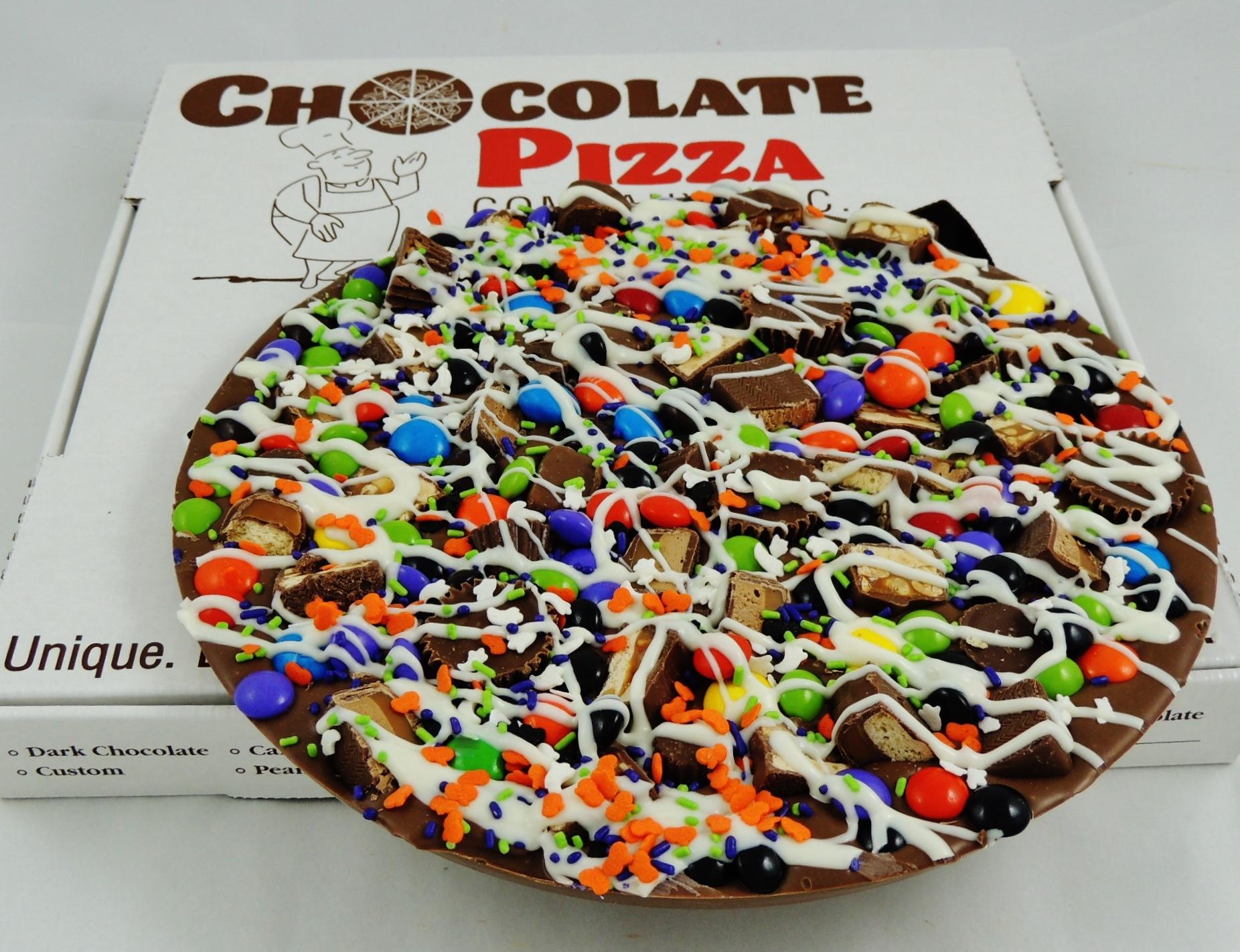 October Avalanche Chocolate Pizza/Chocolate Pizza Company