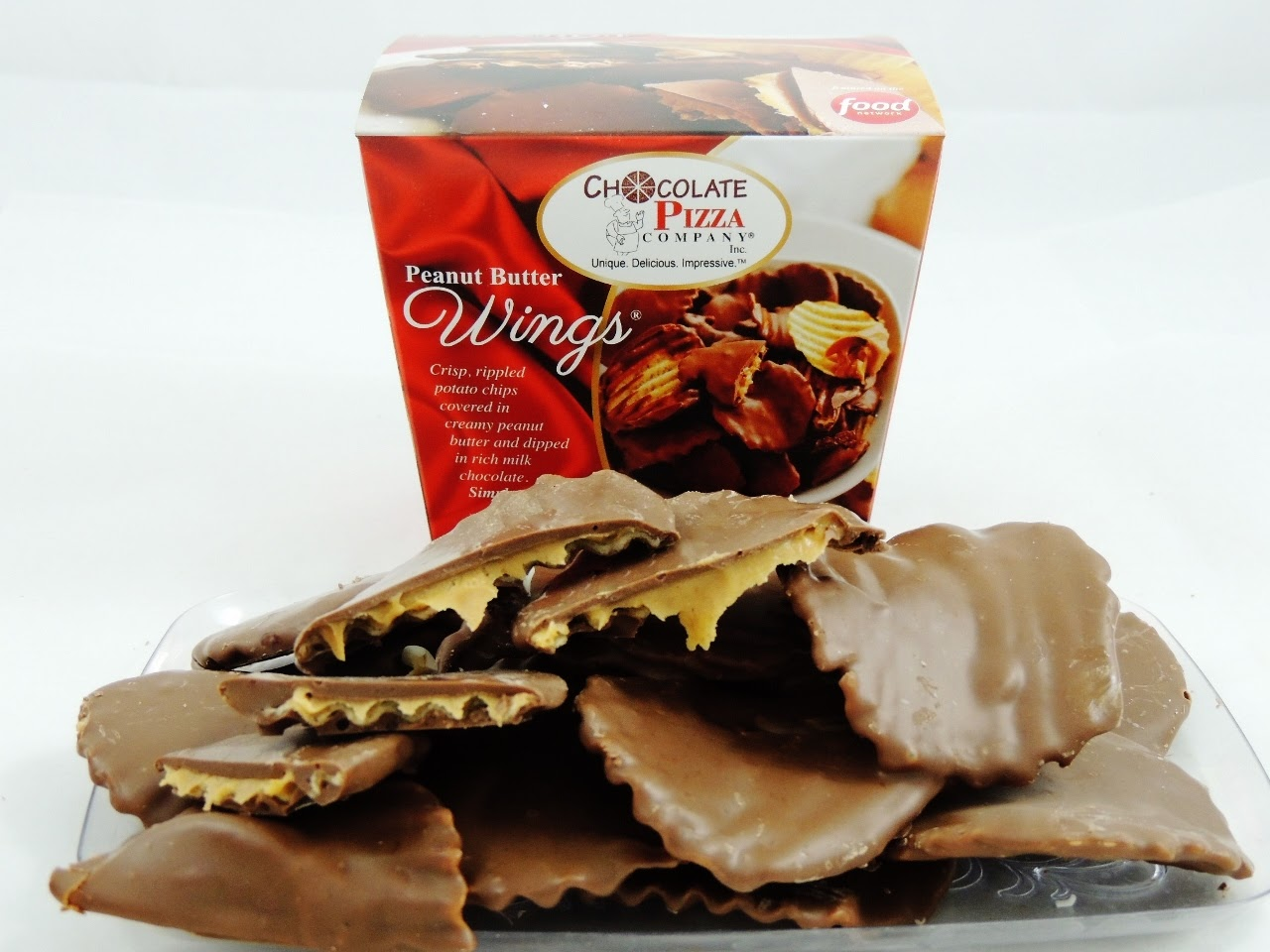 Peanut Butter Wings/Chocolate Pizza Company