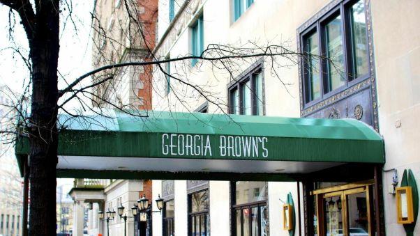 Georgia Brown's//Photo Courtesy of Georgia Brown's