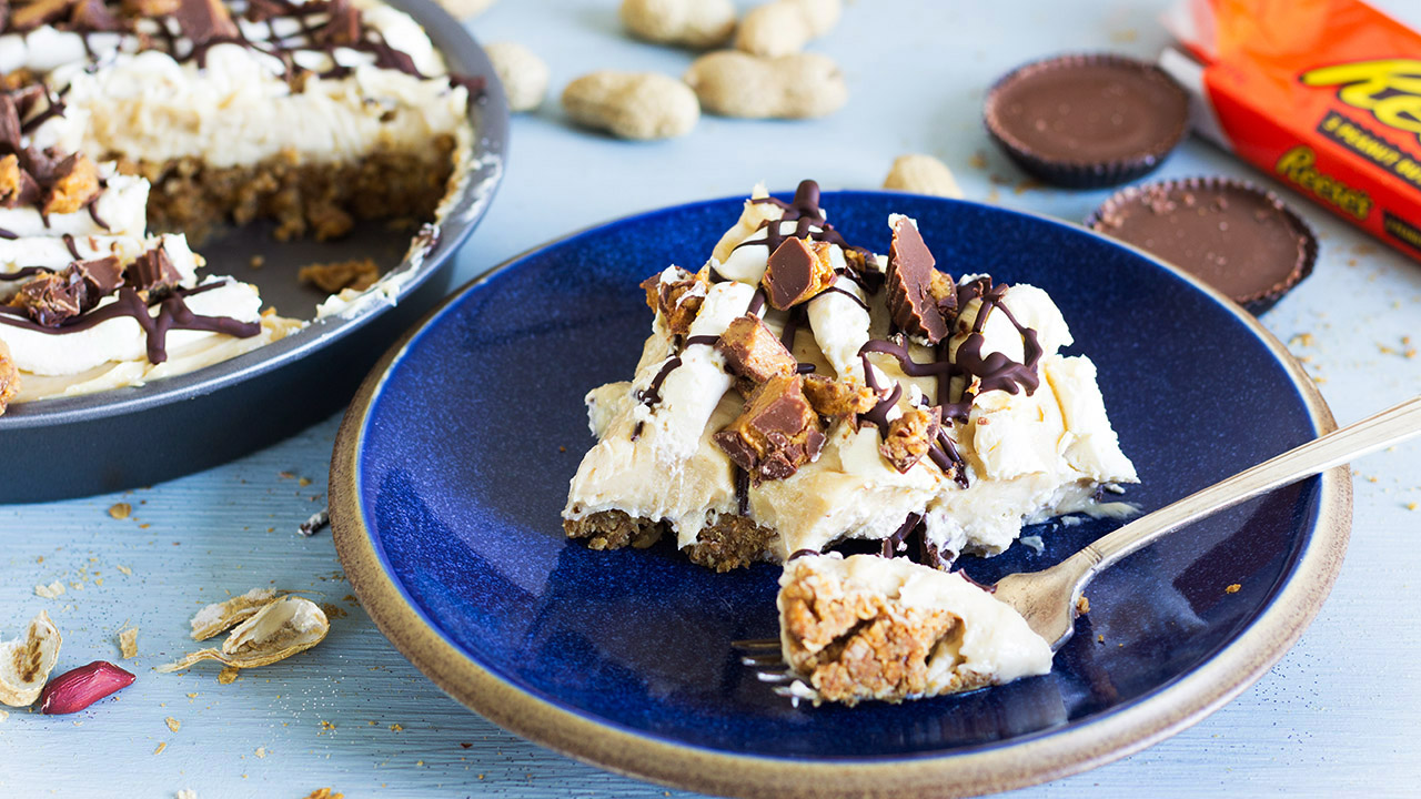 Peanut Butter Pie//Rattan Direct