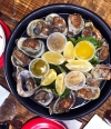 Steamed Oyster Platter from Gulf Shores Steamer//Kaitlan Foland